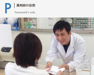 薬剤師の役割